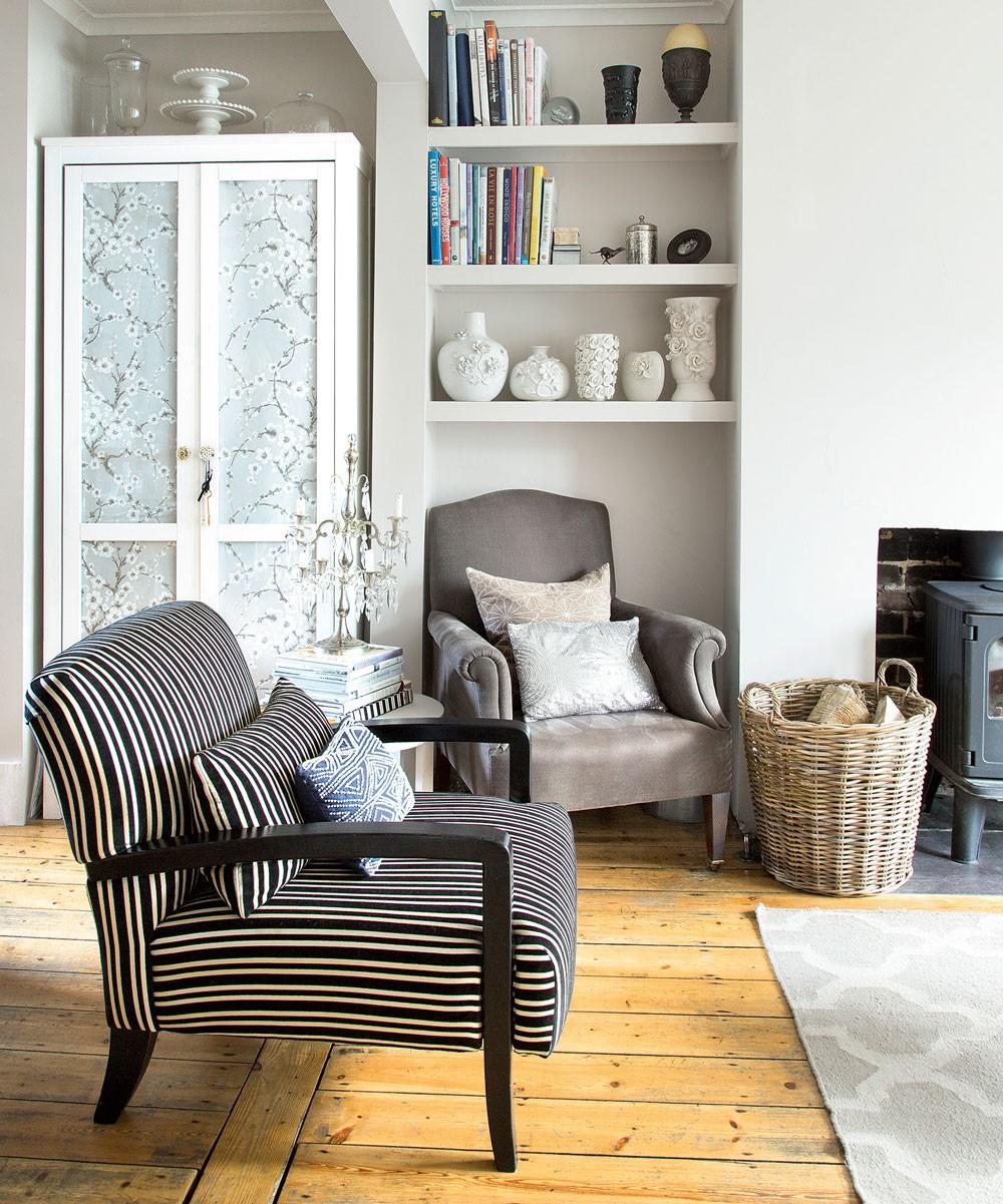 Maximaliseren van opslagruimte in de woonkamer of bijkamer