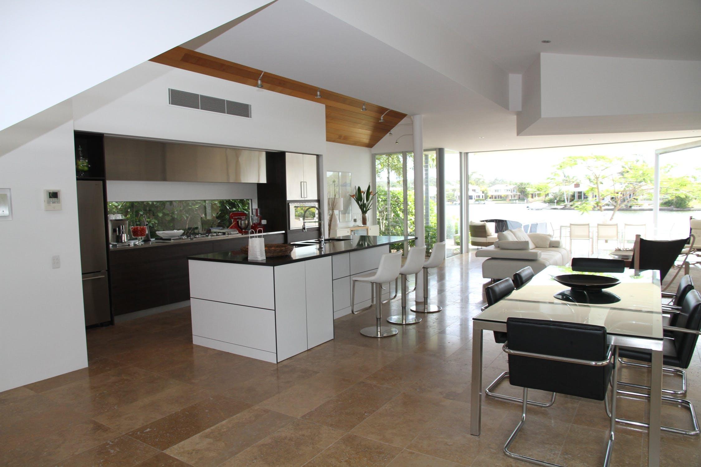Geld lenen om de keuken te renoveren