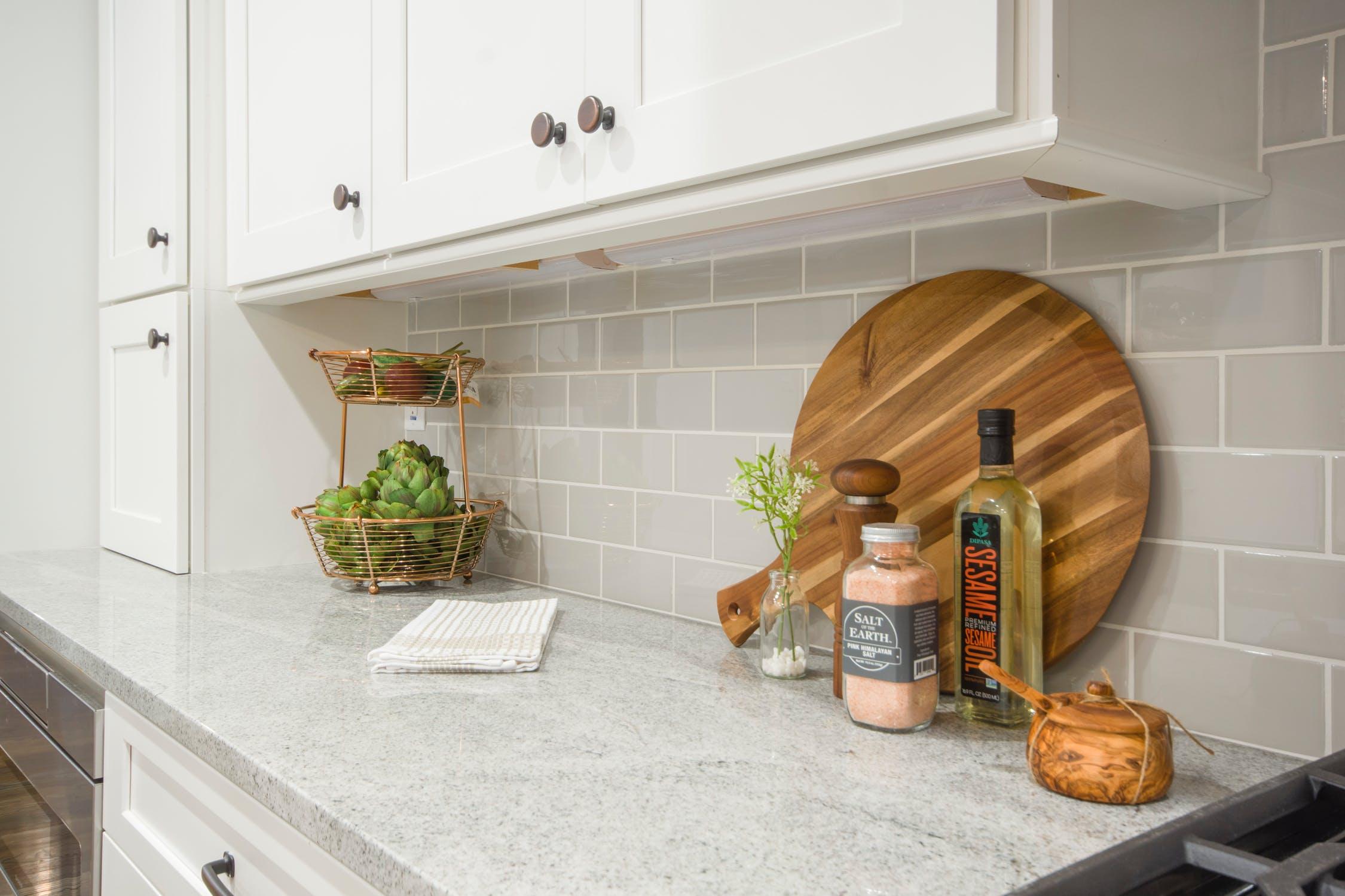 Geld lenen om een keuken te restaureren